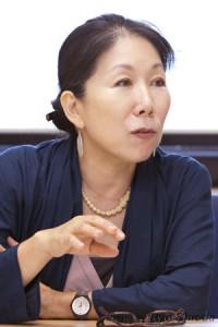 中澤まゆみさん