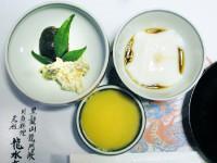 龍水亭料理