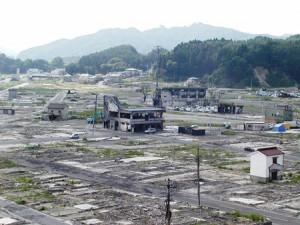山田町にて