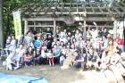 グループ1周年記念バーべキュー大会