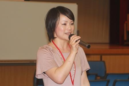 PowerWorman代表の宮本直美さん