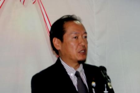 鳥羽太陸前高田市長