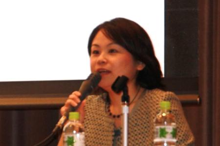 ノンフィクションライター・飯島裕子さん