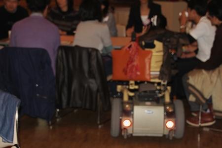ビッグイシュー9周年記念パーティ・ワールドカフェ