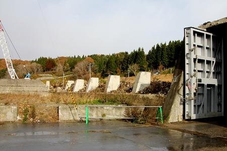 田老のスーパー堤防