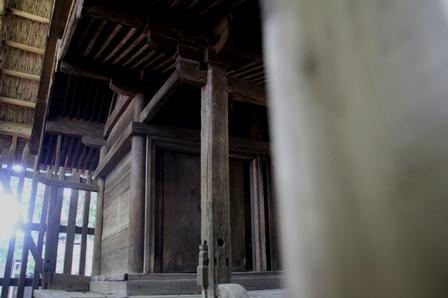 さいたま市最古の木造建築物