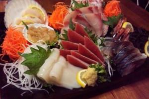 HIBIKI CAFEディナーメニューの1品