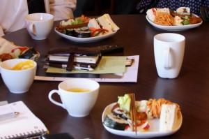 HIBIKI CAFEランチアラカルト