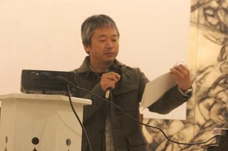 伊東英朗さん:映画「X年後」監督。南海放送ディレクター
