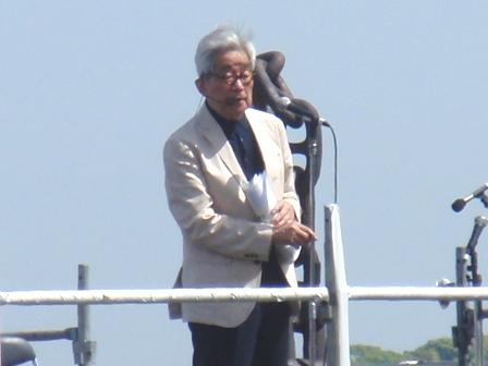 大江健三郎さん
