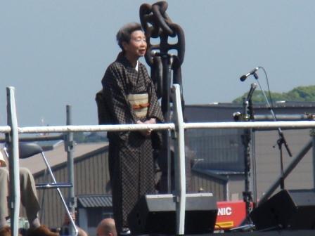 澤地久枝さん