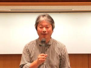 伊東英明さん:「X年後」監督・南海放送ディレクター