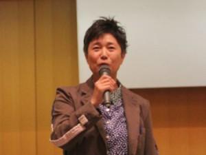 川口美砂さん:父が船員として被曝し死亡。「X年後」を観て協力を申し出た
