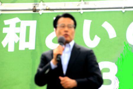 岡田克也・民進党党首