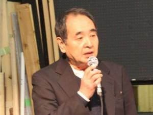 山崎菊雄さん