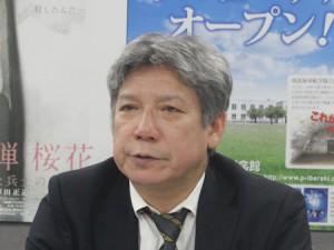 小林三四郎さん