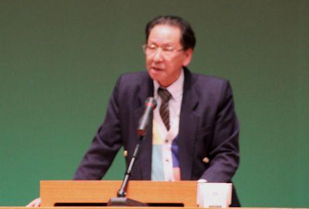 河内村村議会議員・志田篤さん