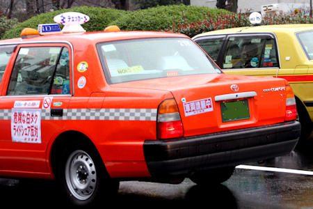 タクシー車両請願